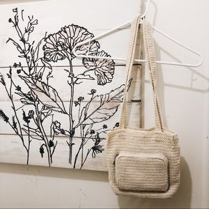 Crochet tote/shoulder bag